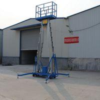 selling High quality 10M 220KG mobile aluminum man lift table thumbnail image