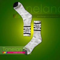 Men Half Terry Sports Socks thumbnail image