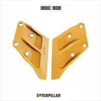 Caterpillar Style Excavator E200B Side Cutter, Casting Excavator Sidecutters, Replacement Caterpilla