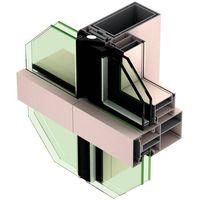 Economical Aluminium Profile For Curtain