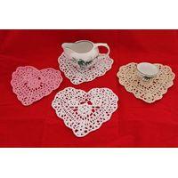 hand crochet place mat thumbnail image
