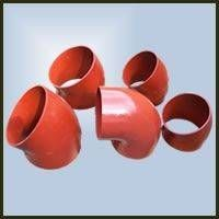 Sell EN877 cast iron sewer pipe fittings thumbnail image