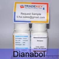 Methandrostenolone (Dianabol , Danabol) capsules [5mg x 100capsules] thumbnail image