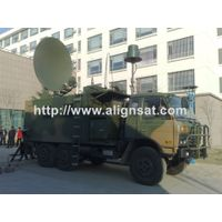 Alignsat 2.4m DSNG Antenna