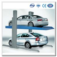 Cheap China Double Car Parking Systems Auto Garage Equipment Reversing Lift Vhicles Parking System thumbnail image