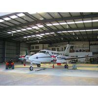 Manufacturer steel structure hangar for Air plane