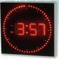 led DIGITAL Clock ZT123A-2