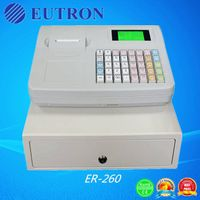 Electronic Cash Register, Eutron ER-260 thumbnail image