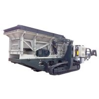 mobile crushing station for granite processing projects working in different places thumbnail image