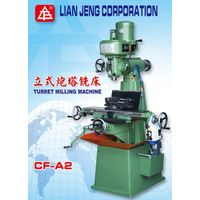 Vertical turret milling machine A2 - LIAN JENG CORP.