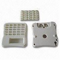 Electronic Industry Molds for Calculator Covers, Various Materials, Colors and Designs Available