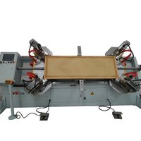 High frequency HF slant precision frame assembly machine