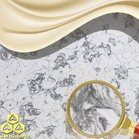 JW-6869 Chinese Painting-Artistic Quartz Stone Slab