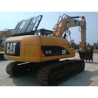 Used Japan Original CAT 323DL Crawler Excavator