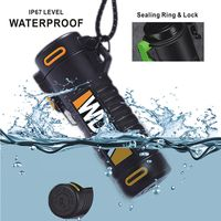 2019 Colorful Waterproof Electric Lighter Rechargeable USB Dual Arc Outdoor Lighters With Customized thumbnail image