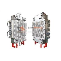 72-Cavity Preform Mould