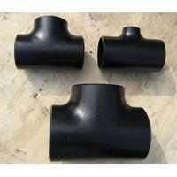 carbon steel equal tee thumbnail image