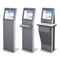 17 Inch Floor Standing Self Service Printing Kiosk
