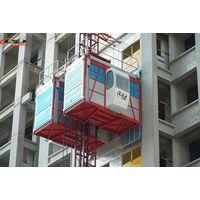 OEM Available CE approval Sc200/200 0-33m/Min Construction Hoist/Construction elevator hoist thumbnail image
