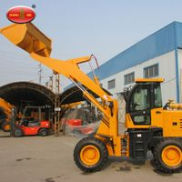 Mini small tractor backhoe loader / high capacity digger loader for sale thumbnail image