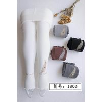 Breathable Eco-friendly Thermal Anty-slip Deodorization Anty-Bacterial Kid Body Stockings for Winter