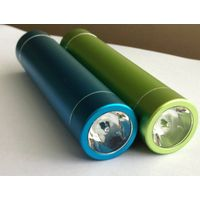 2600mAh Power Bank with Strong Flashlight