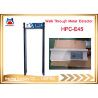 Door frame metal detector high sensitivity and quality walk through metal detector thumbnail image