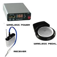 Wireless Power Supply comes with Power Supply, Wireless Pedal,Receiver thumbnail image