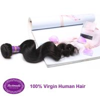 Loose Wave Human Hair Virgin Peruvian Remy Hair Extension