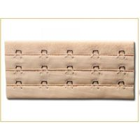3 rows with 6 eyes hook & eye tape
