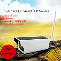 1920X1080p 2MP Solar Wireless 64G SD IP Camera with Two Ways Audio and APP thumbnail image