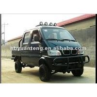 2013th 4x41000cc mini truck