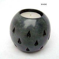 stone candle holder thumbnail image