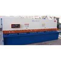 NC hydraulic cutting machine (shearing machine)