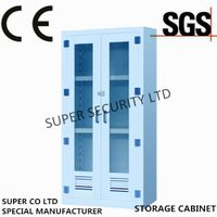 8mm Polypropylene Utensil Cupboard hospital storage cabinet