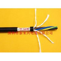 HF-YY PVC super flexible cable for drag chain