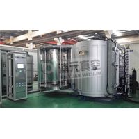magnetron sputtering vacuum coating machine