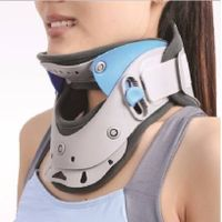 Adjustable First Aid Neck Support Adjustable Immobilizer Cervical Collar