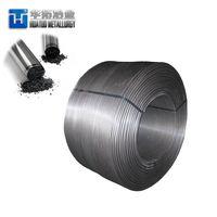 13mm Calcium Silicon/CaSi Cored Wire