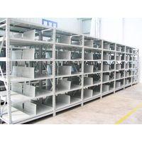 powder coated metal shelves steel rack thumbnail image