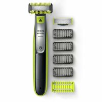 Philips Norelco OneBlade Face/Body hybrid electric trimmer