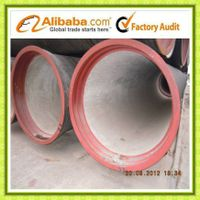 Tianjin Ductile iron pipe and fittings