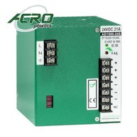 AD1500S.Series:DIN Rail Power Supply, 500W, Single Output