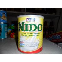 WHOLE INSTANT FULL CREAM NIDO MILK POWDER ON SALES