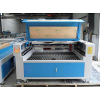 GW-1390 metal and nonmetal laser cutting machine with RECI S6 laser tube, Yongli-280W laser tube