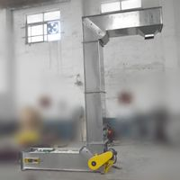 Z Type Stainless Steel Grain Elevator Bucket Conveyor