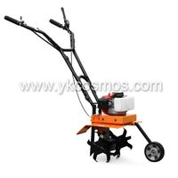 Hot Sale Gasoline 2-Stroke Garden Mini Power Tillers