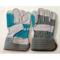 10.5 inch cheap welding leather gloves long sleeve welding gloves