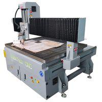 Heavy Duty Iron Cast Frame Mini CNC Wood Machine For Wood MDF Acrylic Plywood Desktop thumbnail image