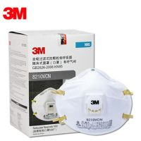 NIOSH approved 3M N95 Respiratory face mask.